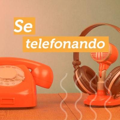 Telefonando radio activa