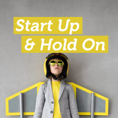 START UP & HOLD ON image