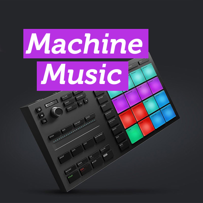 MACHINE MUSIC | Radio Activa